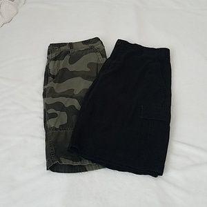[2 For 1] American Rag Men's Cargo Short's
